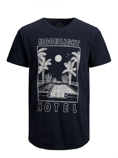 Μοντέρνο T-Shirt Με Στάμπα