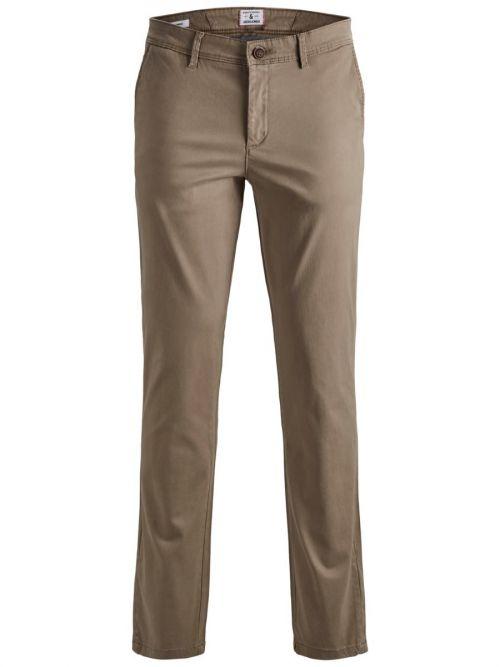 Slim Fit Βαμβακερό Παντελόνι