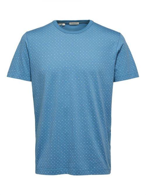 T-Shirt Με Μικροσχέδιο