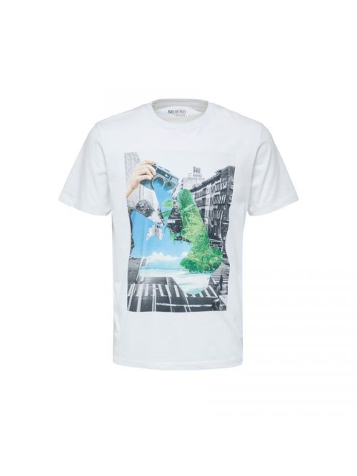 Digital Printed T-Shirt Selected