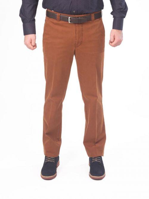 Βαμβακερό Παντελόνι με Ζώνη